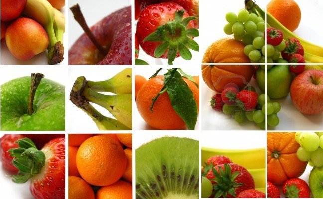Calories in fruit diet low weight