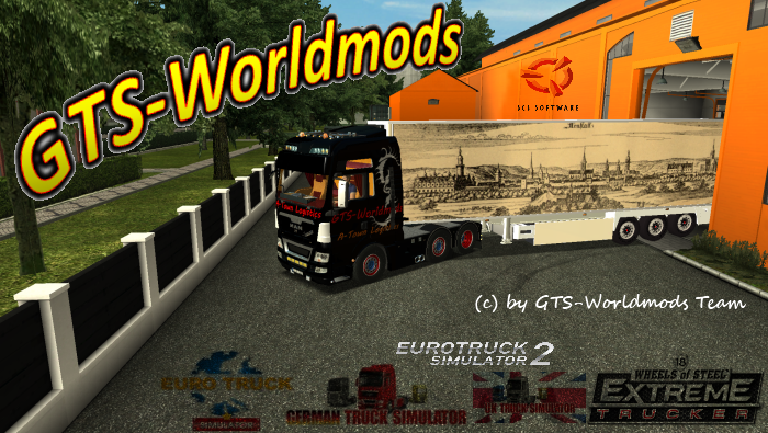 GTS-Worldmods Paintjobfabrik