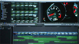 FCP X Multi audio channels