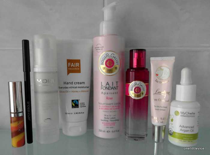 One Little Vice Beauty Blog: spring makeup bodycare and skincare picks reviewed