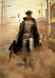Call of Juarez the Cartel Ben McCall