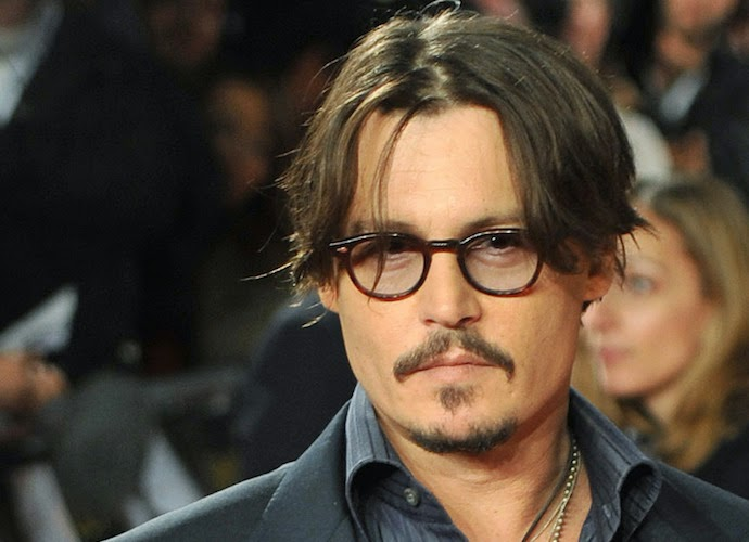 Pelakon terkenal Johny Depp diserang haiwan mistik