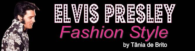 Elvis Presley Fashion Style