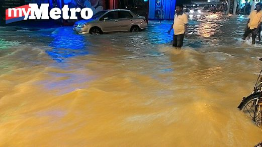kajang banjir