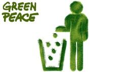 I support Greenpeace
