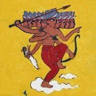 Ravana abducts Sita