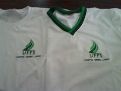 Camisas da UFFS sob encomenda