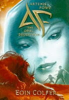 bookcover of OPAL DECEPTION  (Artemis Fowl # 4) Eoin Colfer