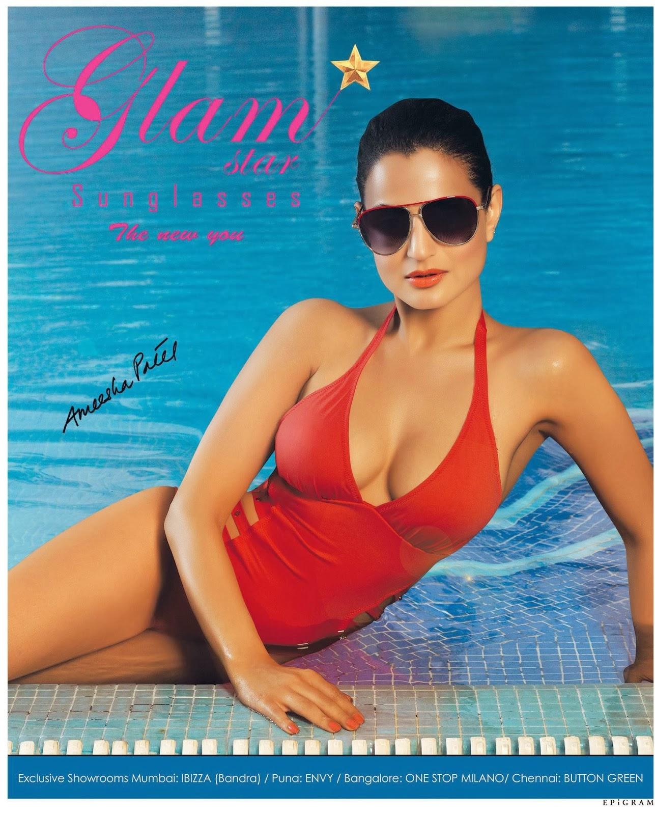 Amisha patel bikini photos