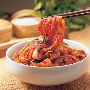 Cara membuat kimchi khas Korea