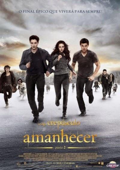 A Saga Crepúsculo: Amanhecer - Parte 2 Dublado - Torrent (2012)