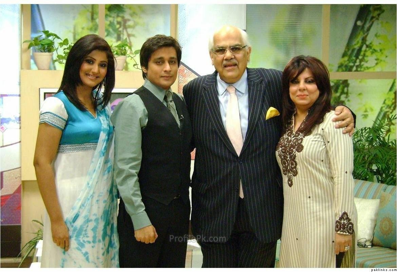 Sahir Lodhi Wife