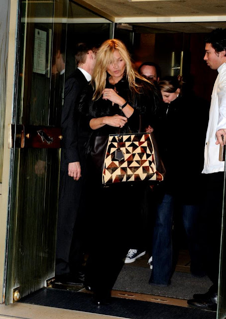 Kate Moss - Fendi 2jours Bag
