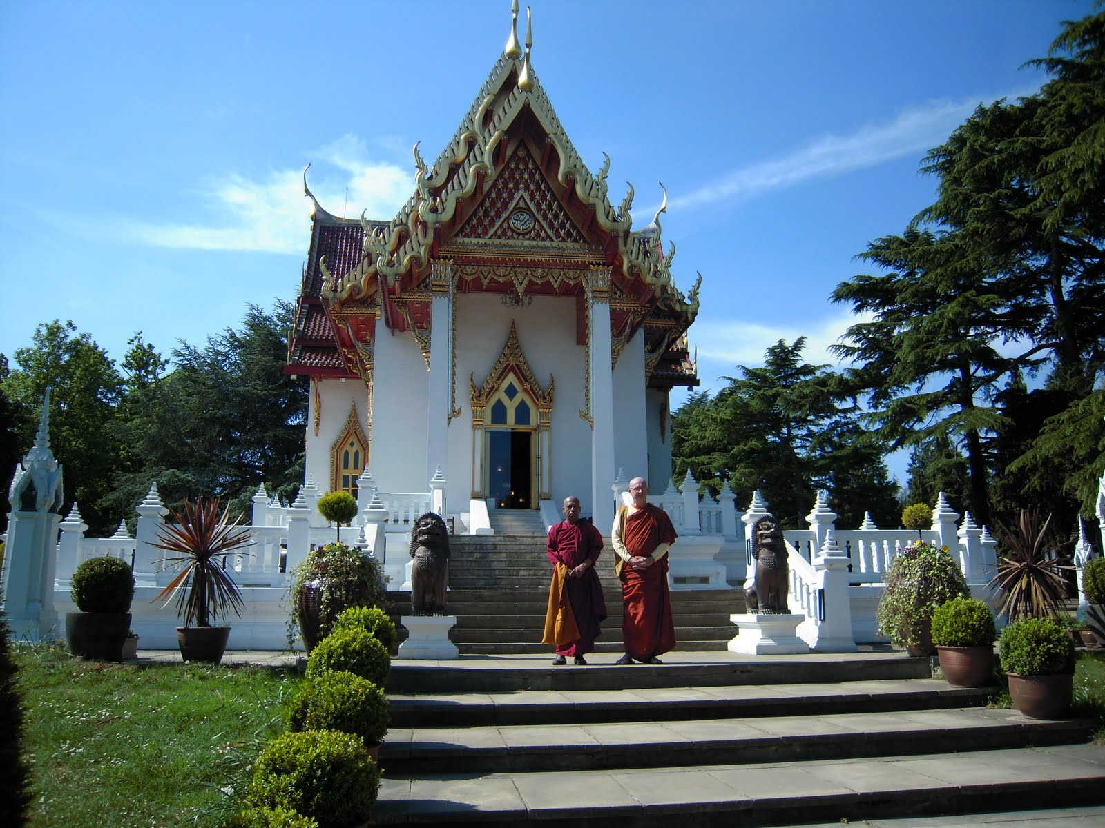 dhamma musings: Buddhist Art In London