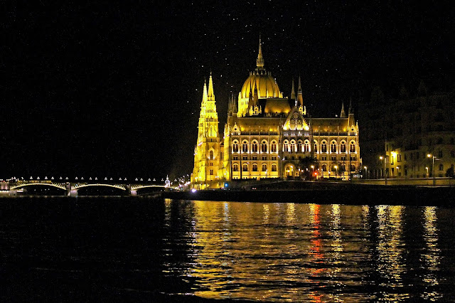 Buy wall art of Hungarian Parliament Building