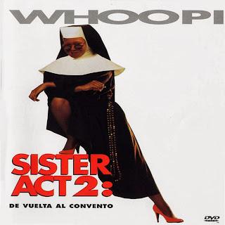Sister Act (Una Monja De Cuidado) [Espanol,English]