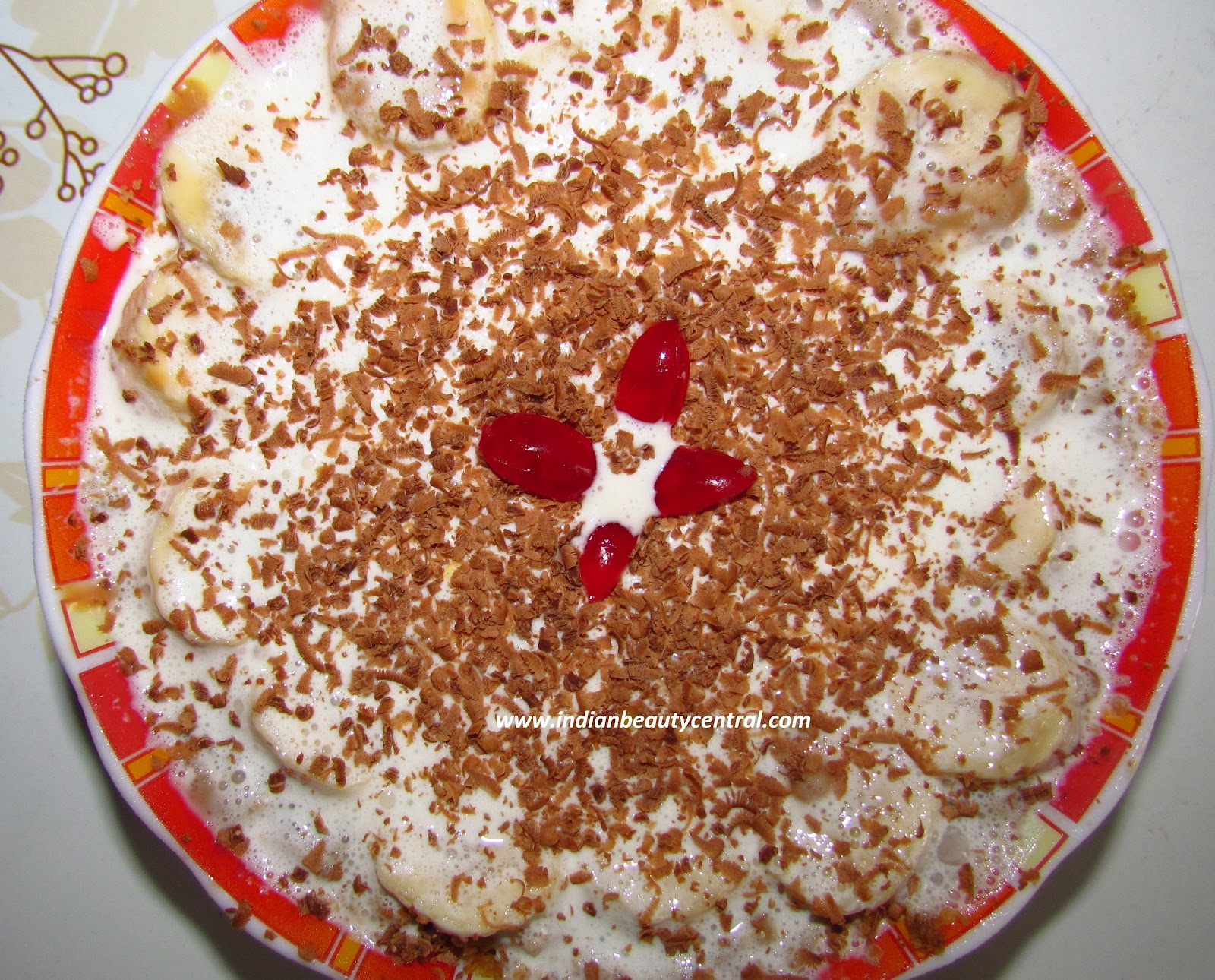 IBC Sunday Food Fiesta- How to make Banoffee pie at home
