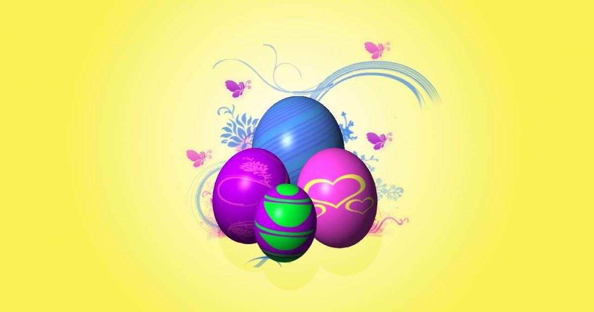Uskrs - slike - animacije - čestitke - SMS poruke: Uskrsne pisanice