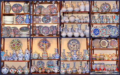 Turkish Ceramic Souvenirs