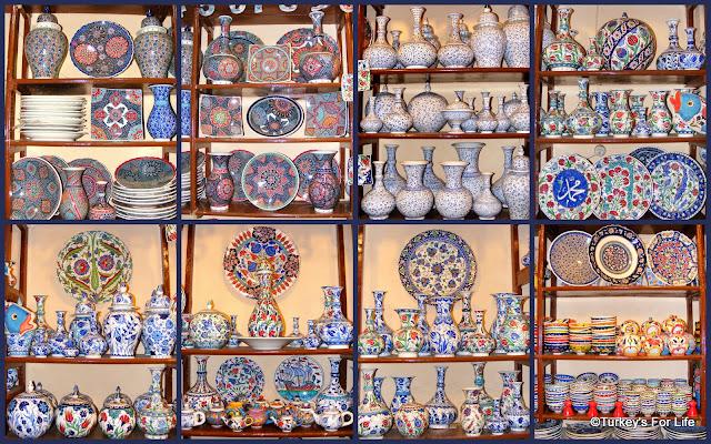 Istanbul Ceramic, Grand Bazaar, Istanbul