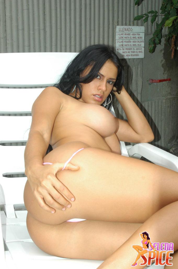 Selena spice naked video