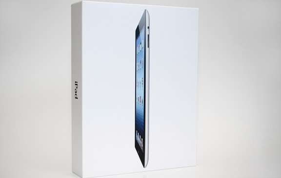 3 Million new iPad Tablets