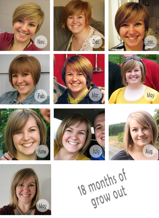 Susan Clark Sketches And Inspiration Growing Out A Short Haircut