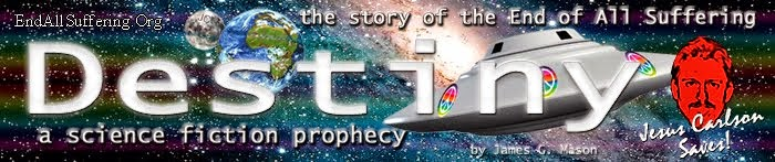 Destiny the Story of the End of All Suffering
