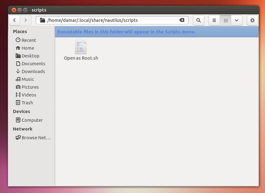 Lokasi penyimpanan file