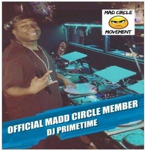 DJ PRIMETIME - Japan