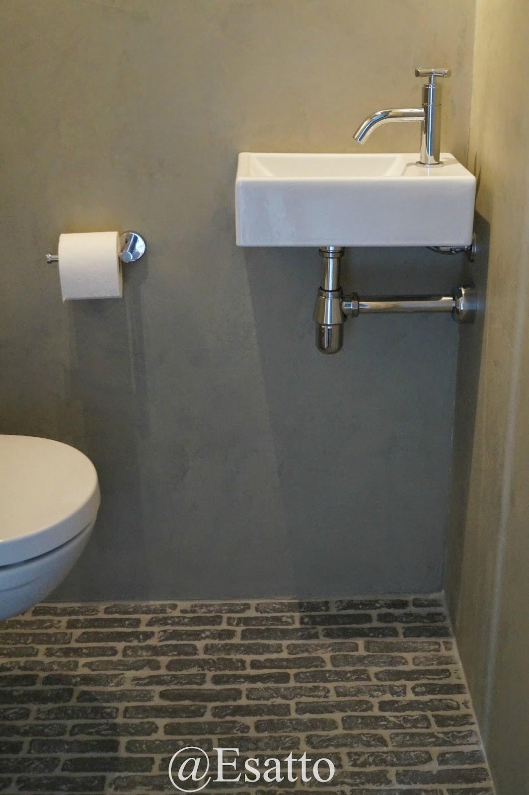 Esatto by ravensbergen verkoopstyling met veel voor en na foto 39 s - Kleur voor toilet ...