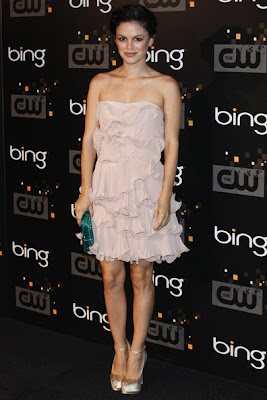 Rachel Bilson Cocktail Dress