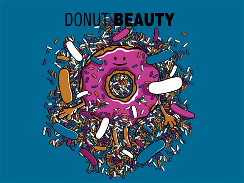 Donut beauty