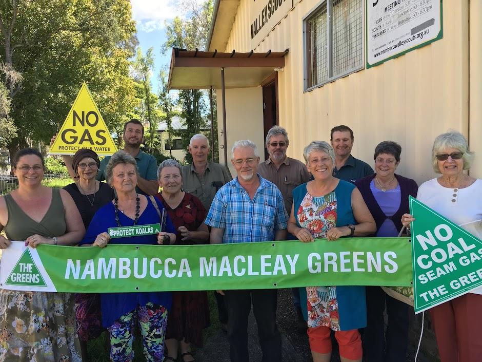 Nambucca Macleay Greens