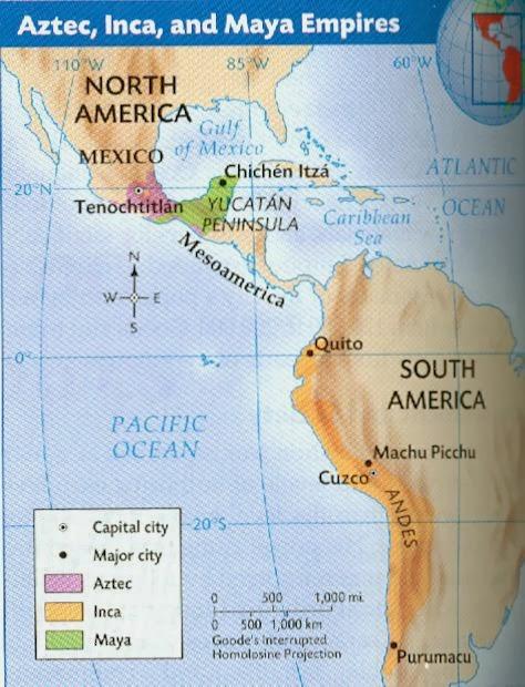 aztec inca empires essay