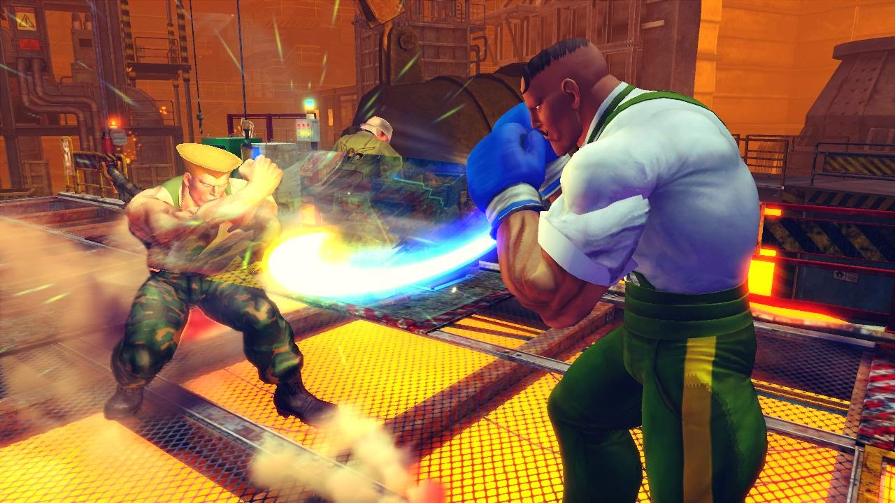 Ultra Street Fighter IV Guile images