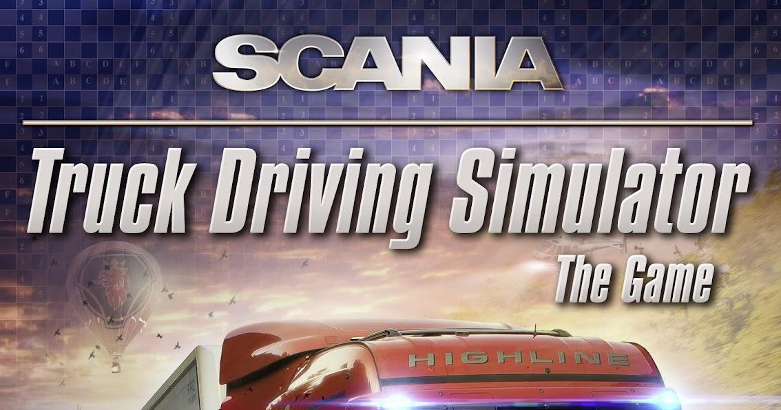 scania truck driving simulator 1.5.0 crack free download