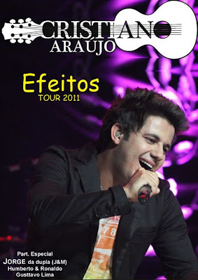 Cristiano Araújo - Efeitos Tour 2011 - DVDRip