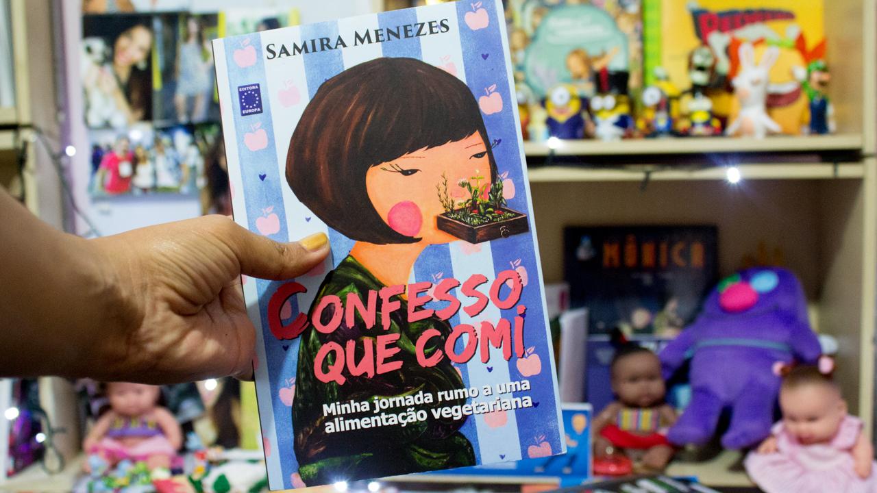 Resenha do Livro Confesso que Comi de Samira Menezes