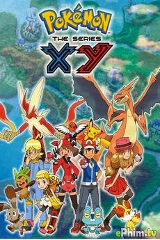 Pokemon 19 XY
