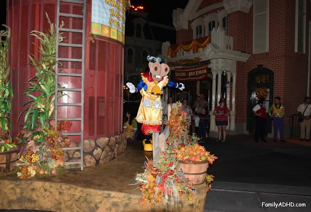 Walt Disney World Mickey's Not So Scary Halloween Party 2015 Family Travel Guide
