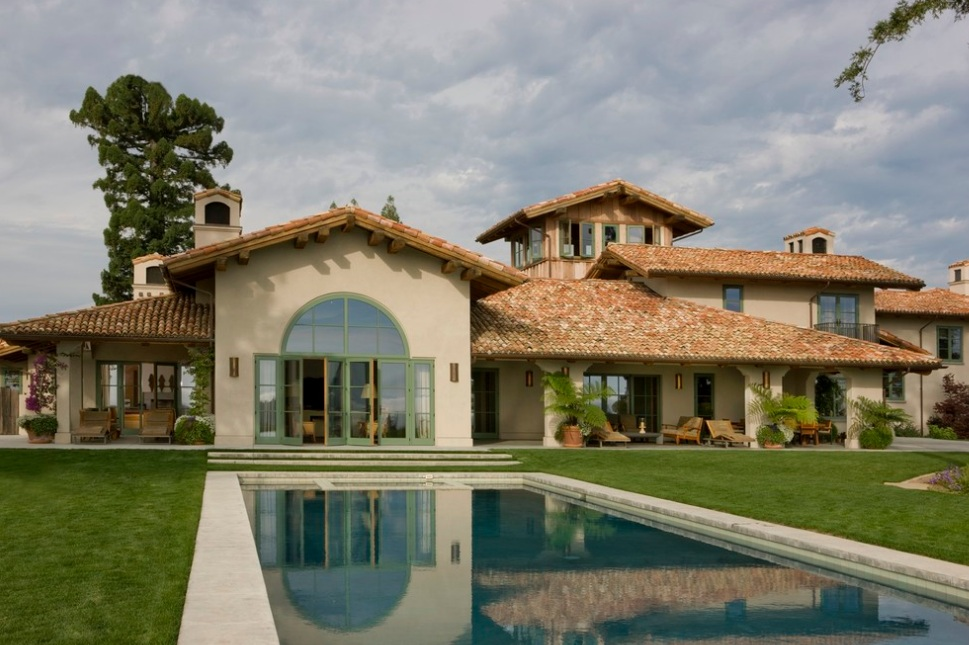 Haven studios mediterranean exteriors for Mediterranean style architecture characteristics