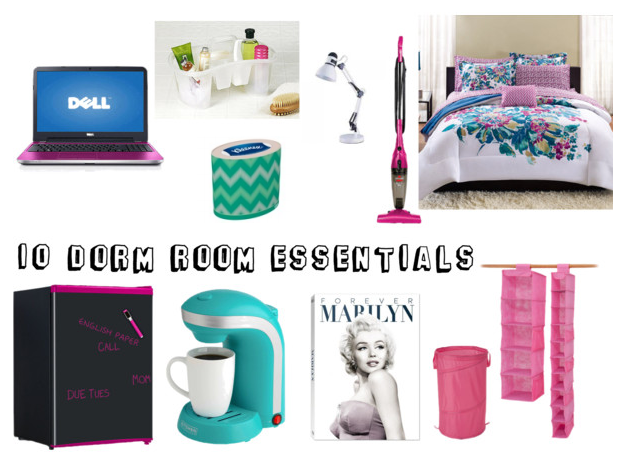 Jersey Girl Texan Heart Dorm Room Essentials - Dorm room essentials