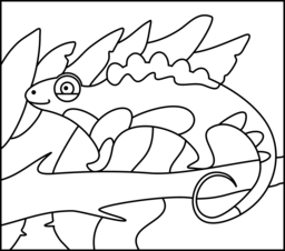 coloring pages picture - Chameleon Coloring Pages Printable