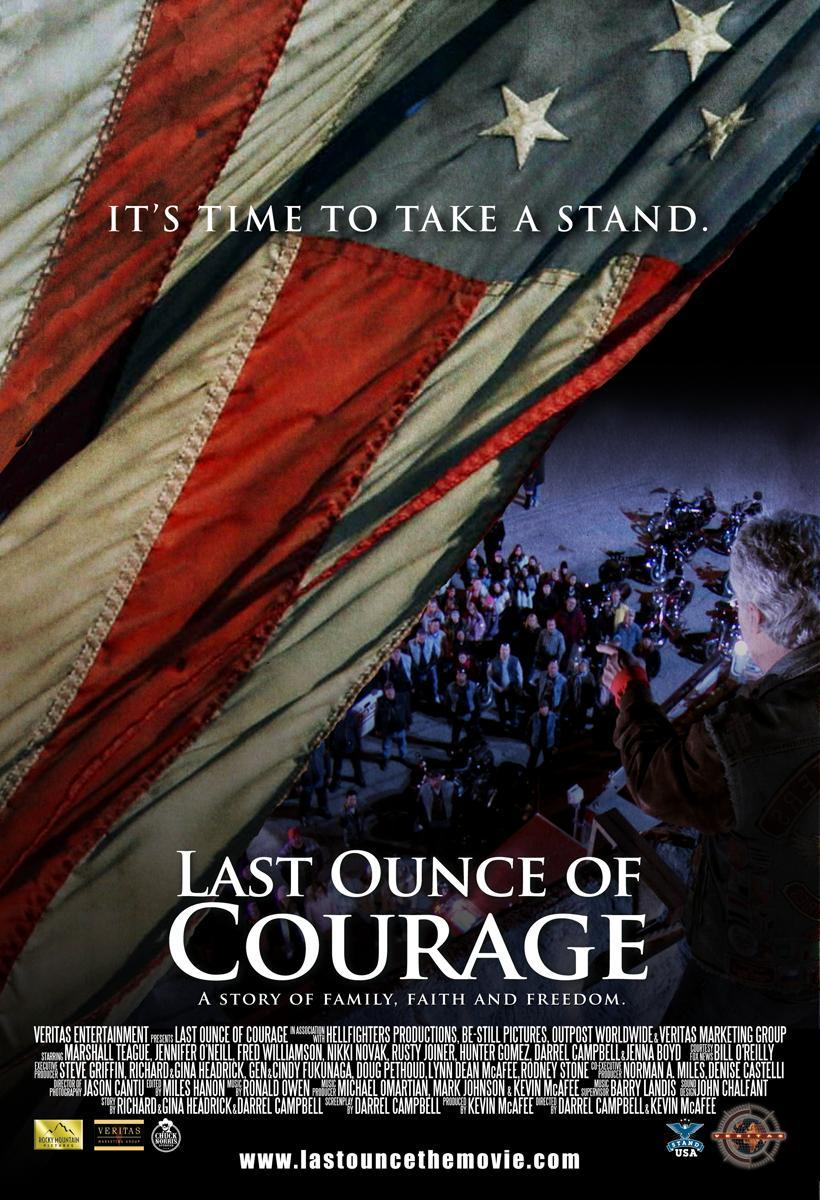 Last Ounce of Courage (2012) Online Latino