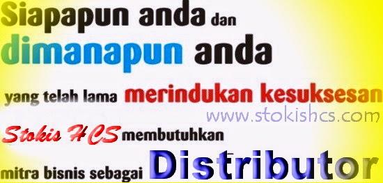 Pendaftaran Distributor Wilayah