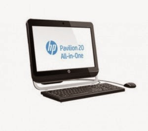 Snapdeal: Buy HP AIO 20-A251IX All-in-One Desktop PC at Rs.29722