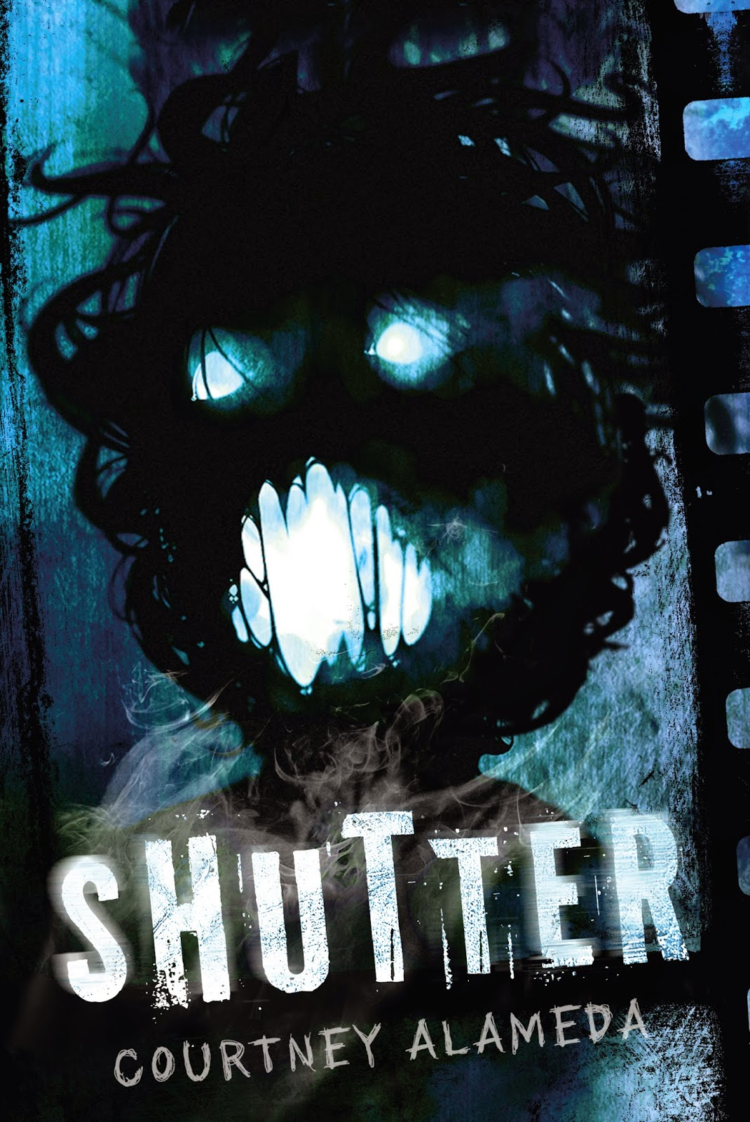 Cover of Shutter by Courtney Alameda