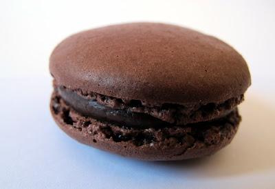 Les meilleurs macarons au chocolat de Paris - Jean-Paul Hévin