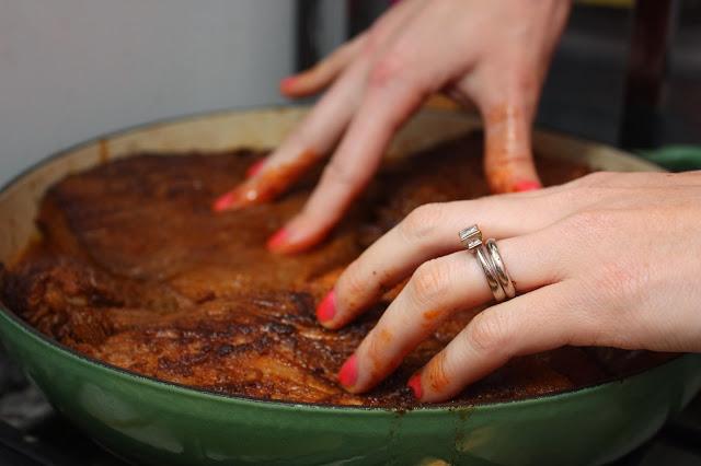 Gordon Ramsay & Meg: BBQ Brisket